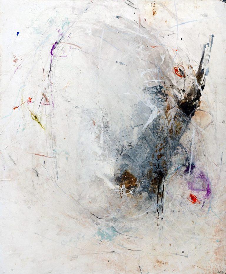 Présence - 100 x 120 cm