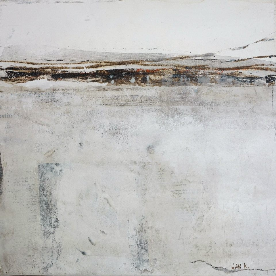 JAN K. - Peintures
