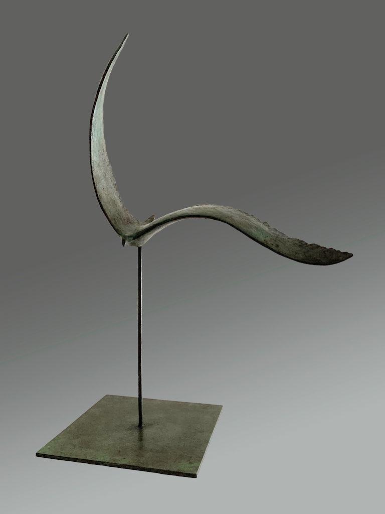Alcyon I - Bronze - 4/8 - 2015  H.54.5cm / L.37cm / P.20m