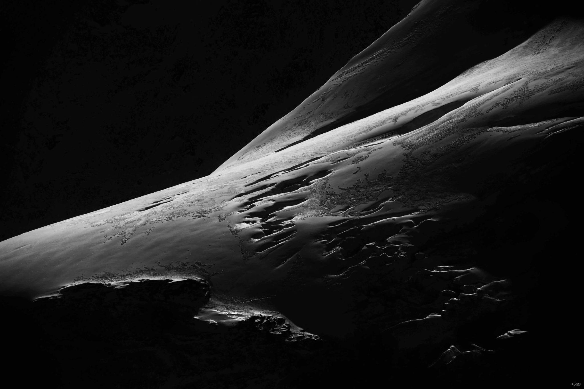 Terra Incognita - Face Nord du Pigne d\'Arolla