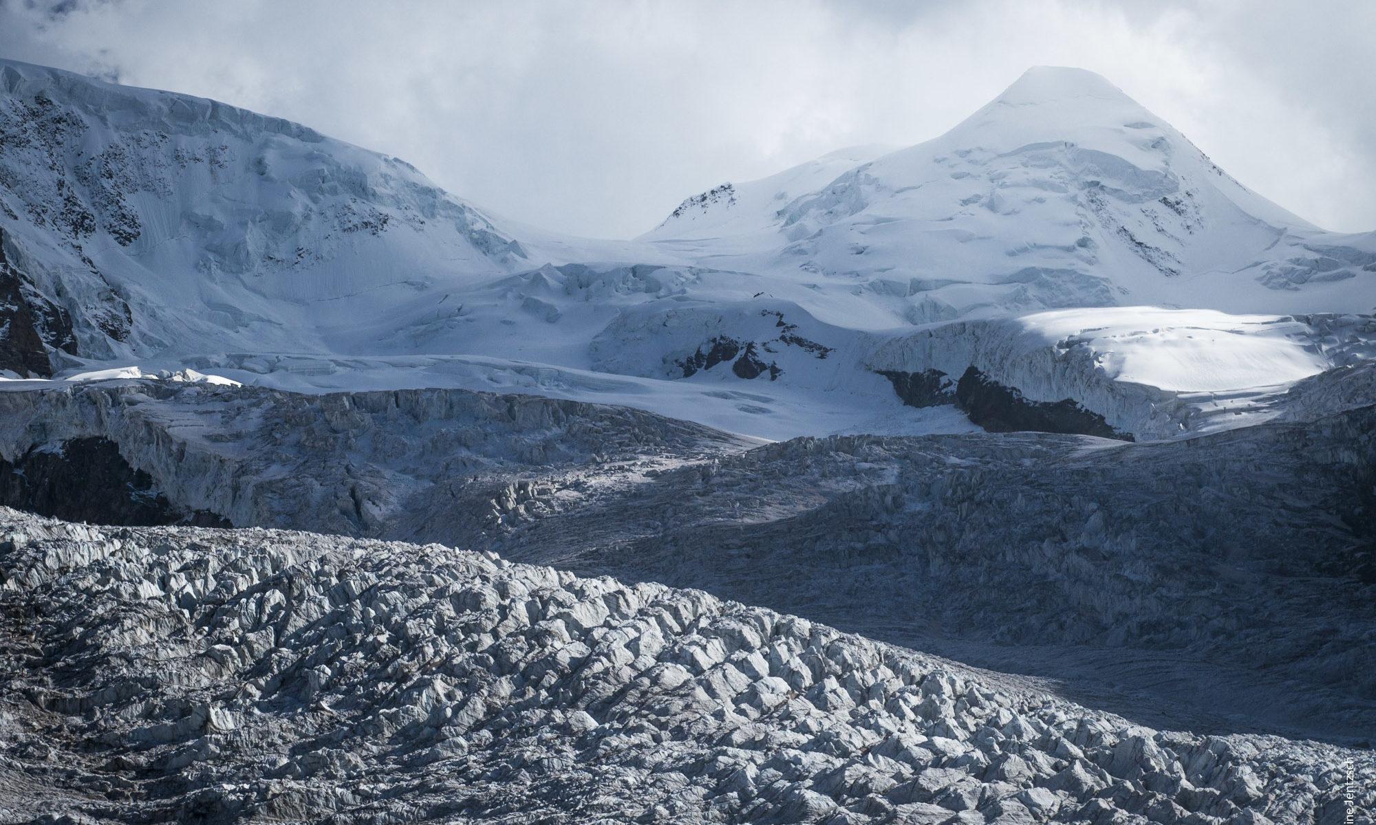 Glacier Gorner