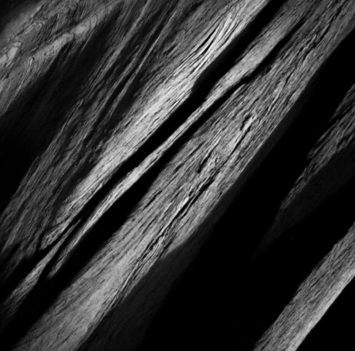 Mémoire - Texture minérale Val Ferret