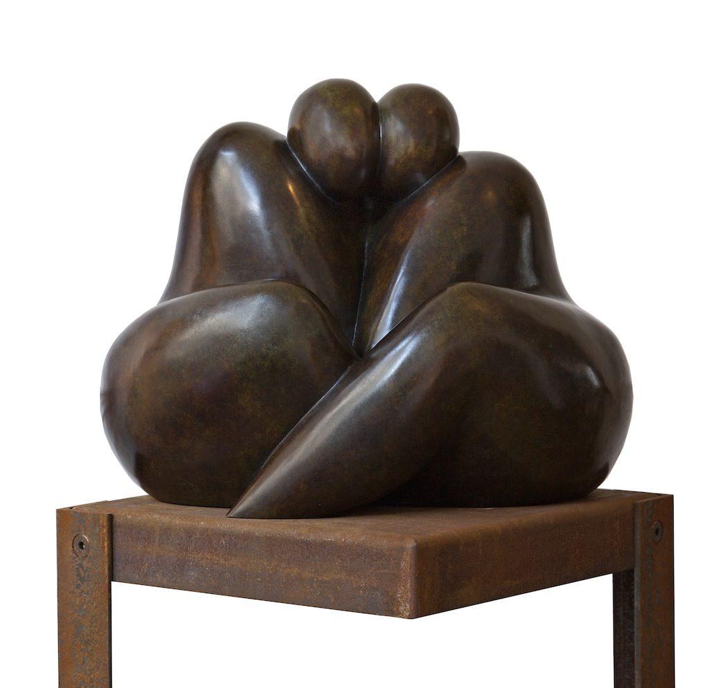 Fusion - Bronze - 7/8 - 2013 H.31cm / L.38cm / P.28cm