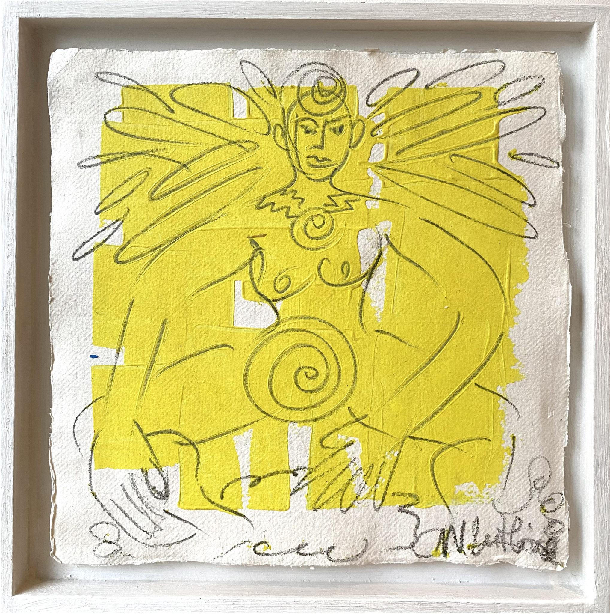 Monica Zeitline - 35 x 35 cmMESGMZP03