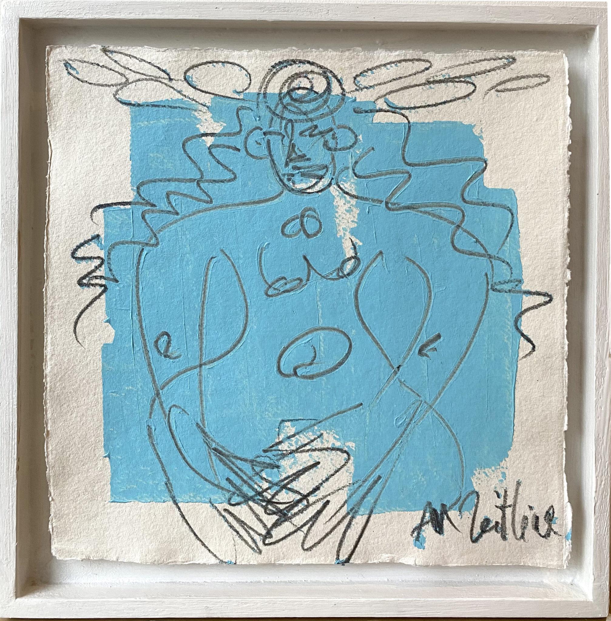 Monica Zeitline - 35 x 35 cmMESGMZP01