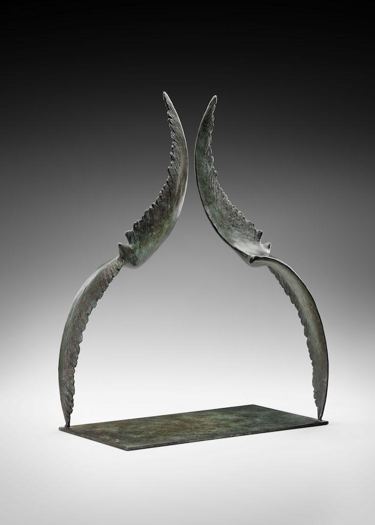 Reflet - Bronze - 1/8 - 2017 H.54cm / L.41cm / P.20cm