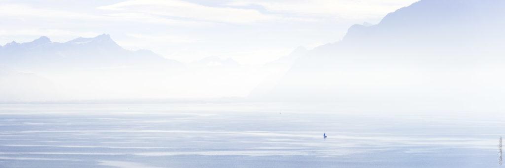 Lac Léman / Lake Geneva
