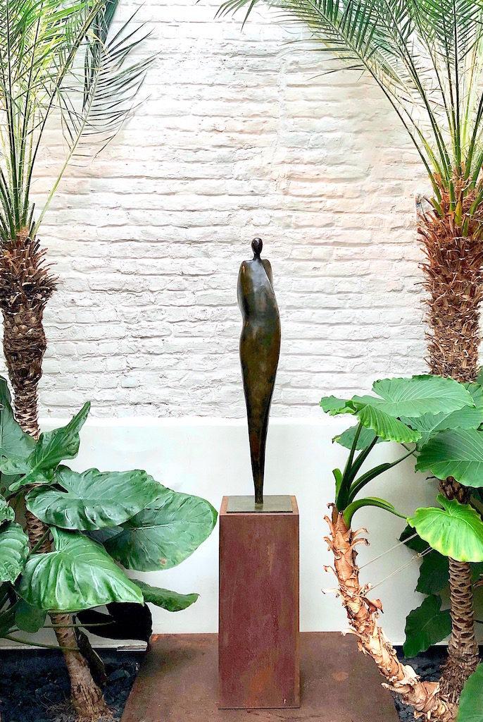 Simply Rising - Bronze - 4/8 - 2017 H.106cm L.25cm P.25cm