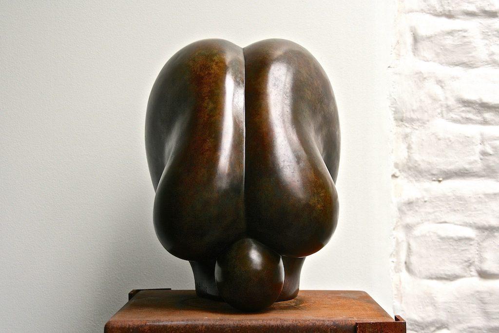 Teen Culbute - Bronze - 3/8 - 2014 H.32cm / L.23cm / P.31cm