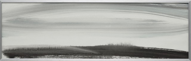 Gouache  2019 - 56cm x 17 cm