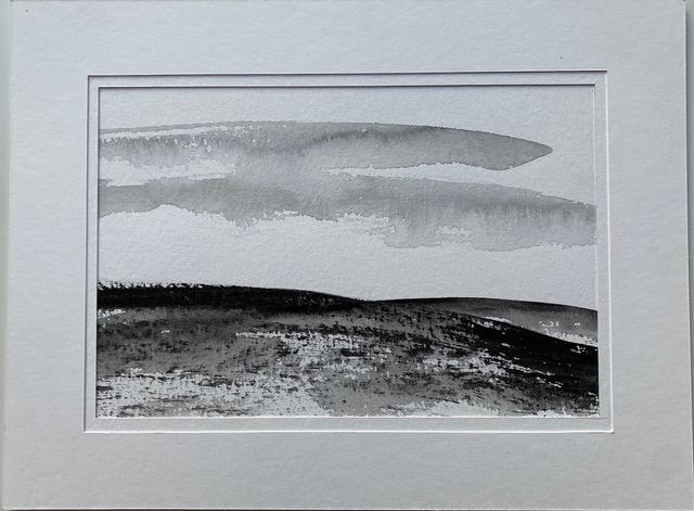 Gouache et graphite - 30 cm x 40 cm